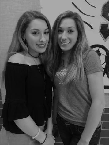 Twins: Sarah and Maggie Angiulo