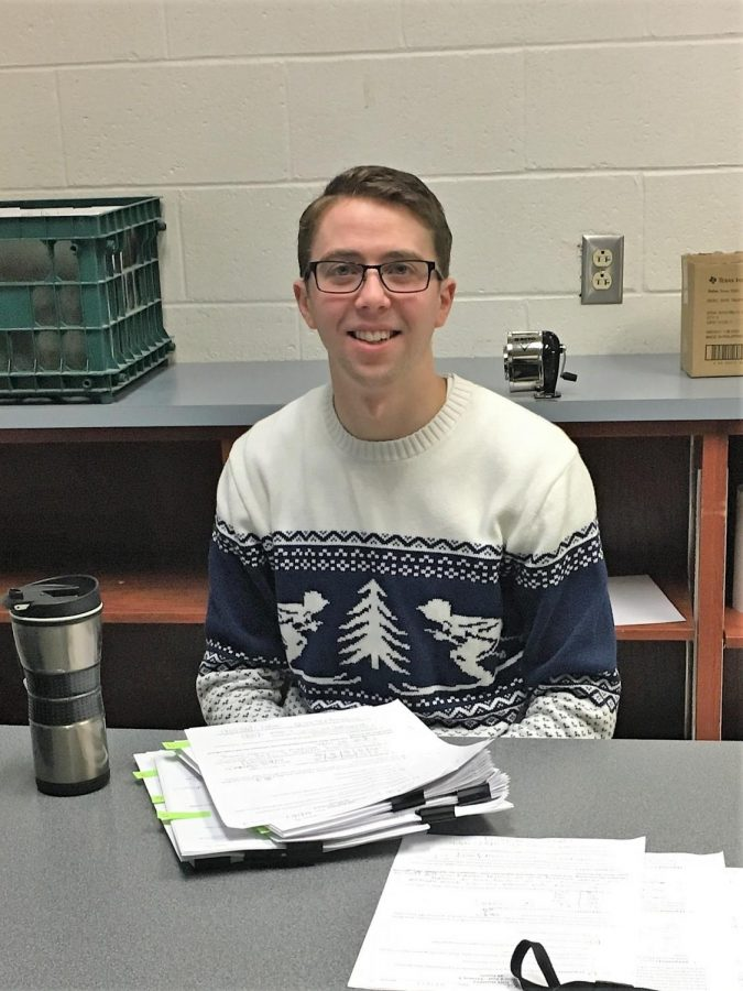 Teacher Feature- Mr. Dickey