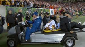 Steelers linebacker Ryan Shazier undergoes spinal surgery after severe injury
